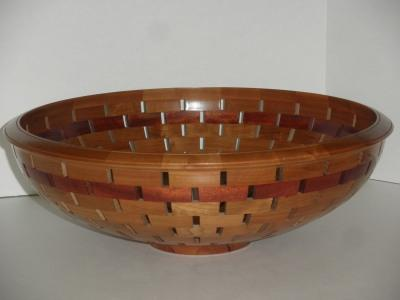 Segmented Bowl - March 2012