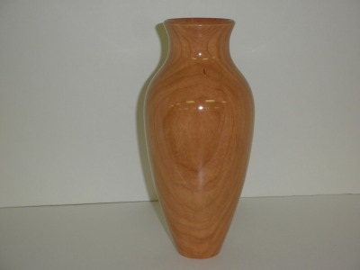 Tall Cherry Vase - May 2012