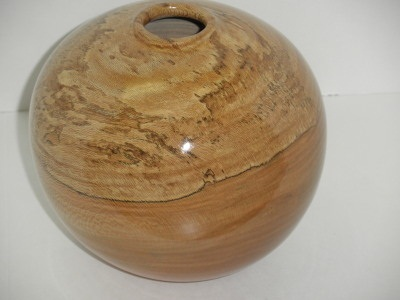 Sycamore Hollow Form - April 2012