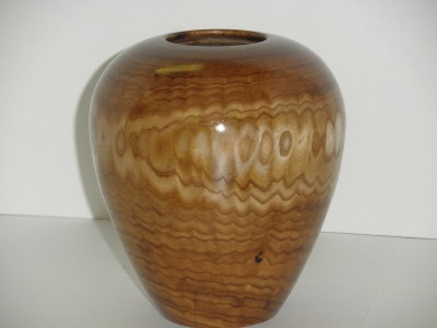 Red Bud Vase - Aug 2012