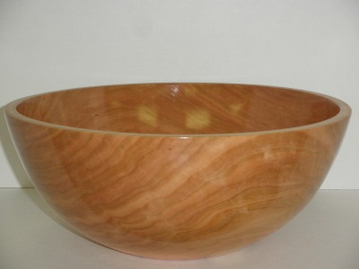 Large Cherry Salad Bowl -  June 2012