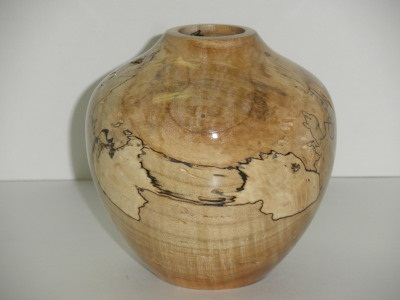 Maple Vase - June 2012
