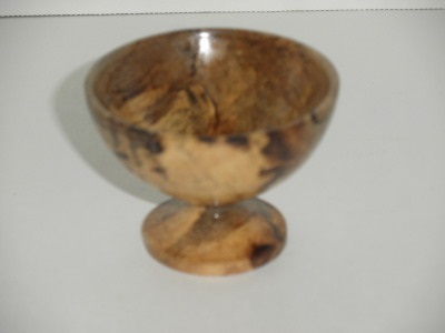"English Walnut Cup…3"" X 3"" - Nov 2012"