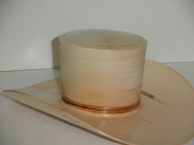Maple Top Hat - January 2013
