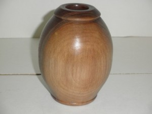 May 2016 Mike Patrick Walnut Hollow Form